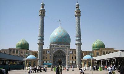 خواندن نماز در این مسجد مانند خواندن نماز در خانه خداست!