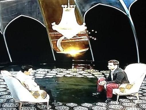 مشکل ما شلوار قرمز احسان علیخانی است؟!+عکس