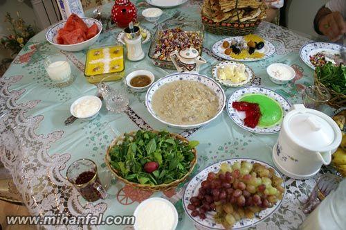 20 فرمان درست تغذیه در ماه مبارک رمضان