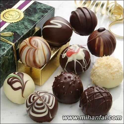 اگه شکلات و پاستا دوست دارید بخوانید