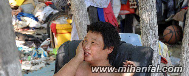 بی رحمی های وحشتناک مادر چینی با نوزادش + عکس