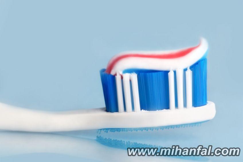 مسواک بزنید حتی اگه دندان ندارید