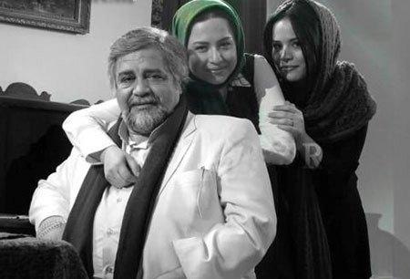 عکسی جالب از کودکی مهراوه و ملیکا شریفی نیا
