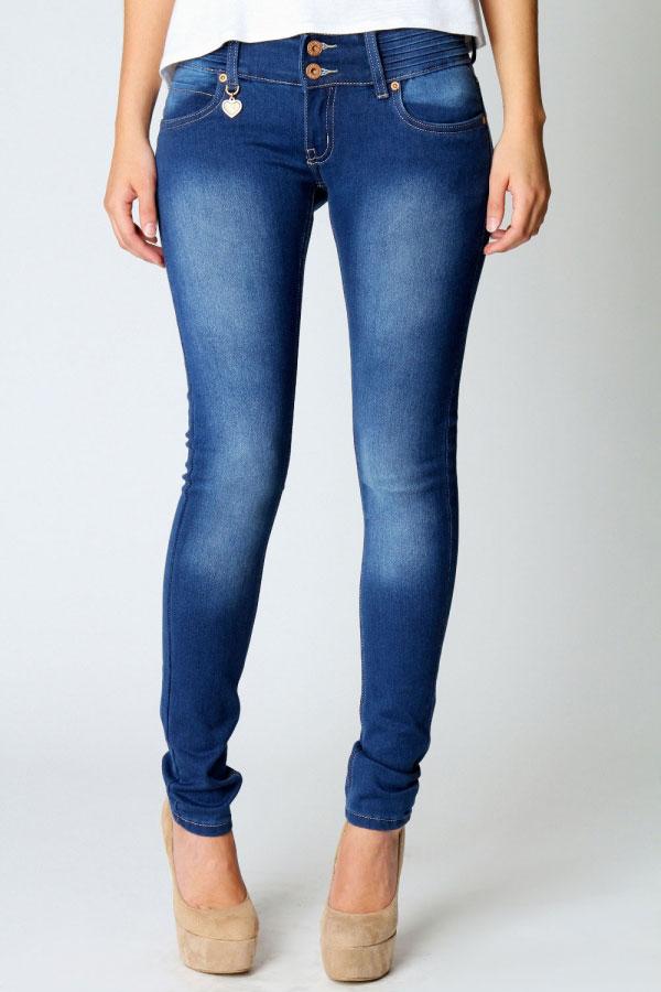 مدل شیک شلوار جین زنانه