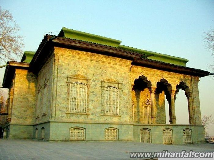 با کاخ های سعدآباد آشنا شوید+ تصاویر