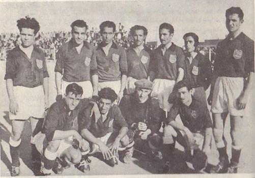 عکسی از اولین تیم باشگاه استقلال