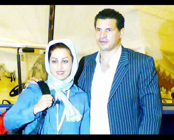 عکسی جدید از علی دایی و همسرش