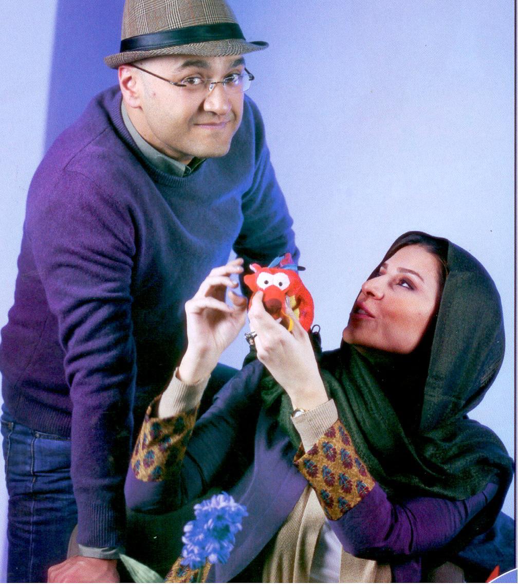 دانلود فیلم نگار رامبد جوان نماشا عکس بازیگران به همراه همسرانشان صفحه 6
