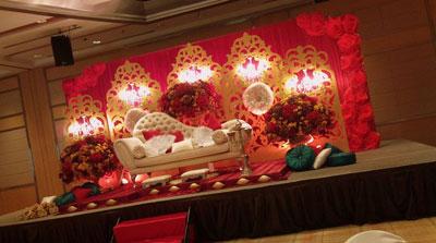 مدل های شیک و زیبای جایگاه عروس و داماد 1392