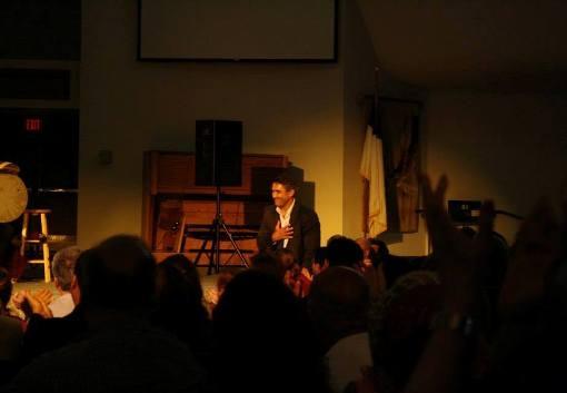 احمدرضا عابدزاده در کنسرت لس آنجلس +عکس
