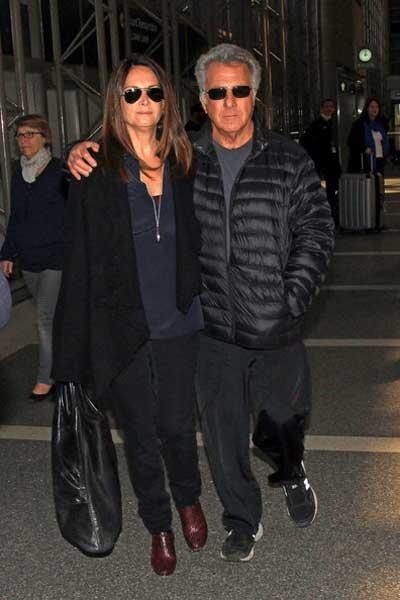 این زوج به لیلی و مجنون هالیوود مشهورند +تصاویر