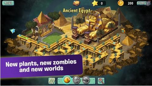 Plants vs. Zombies 2 هم اکنون برای دانلود !