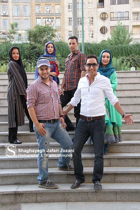الناز حبیبی در کنار همسرش +بیوگرافی و تصاویر