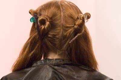 ar4 1777 آموزش تصویری مرتب کردن موی بلند با قیچی