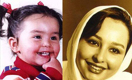 عکس هایی از کودکی هنرمندان ایرانی