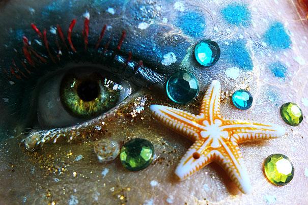 مدل های جدید و زیبای آرایش چشم