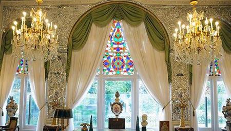 تصاویر زیبا و دیدنی از کاخ نیاوران