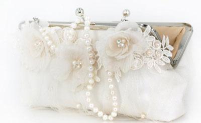مدل های شیک و زیبای کیف عروس 2013