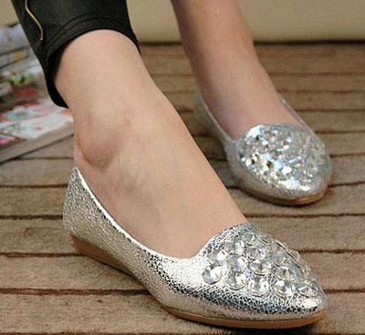 مدل های جدید کفش های تابستانی دخترانه 92
