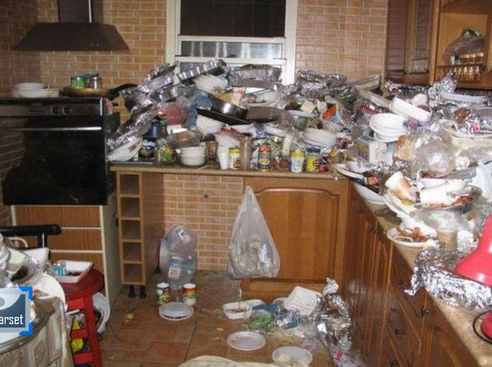 عکسی از یک خونه مجردی!