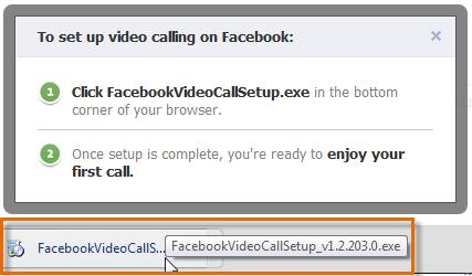 چت و تماس ویدئویی در فیس بوک