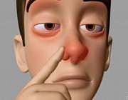 علل و درمان آبریزش بینی