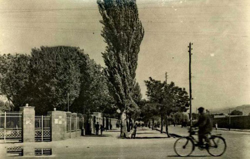باغ گلستان تبریز +تصاویر