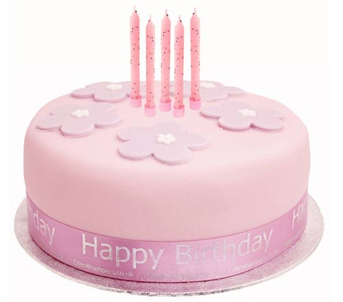 17imndfl مدل های زیبای کیک تولد دخترانه