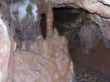 غار قوری قلعه +تصاویر