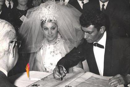 عروسی و جوانی بازیگر معروف سریال حریم سلطان +عکس