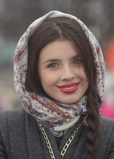 تصاویر جدید و دیدنی از زیباترین دختر روس ۲۰۱۳