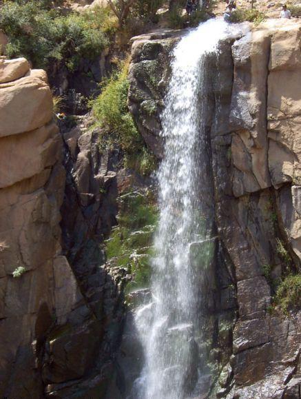 آبشار گنجنامه +تصاویر