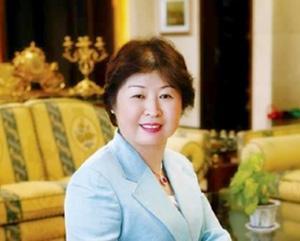 ثروتمندترین زن آسیا +عکس