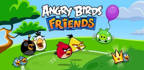 دانلود بازی جذاب و فوق العاده زیبای پرندگان عصبانی برای اندروید