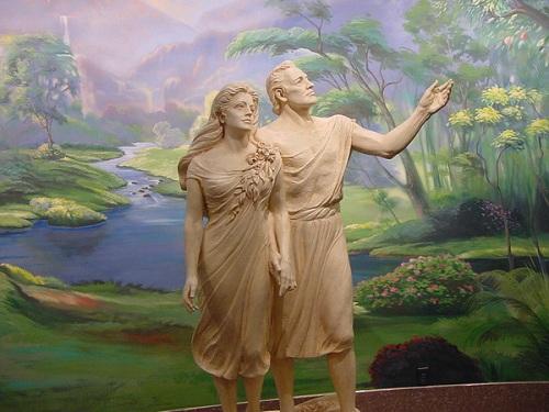 نحوه ازدواج فرزندان آدم و حوا