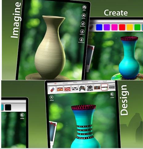 دانلود Let's Create! Pottery 1.52  بازی جذاب سفالگری اندروید