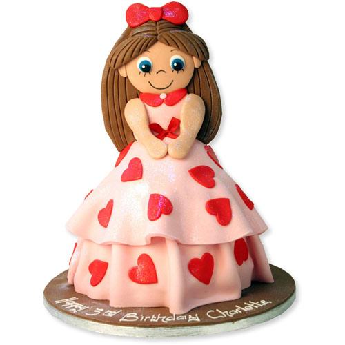 gh7pb08z مدل های زیبای کیک تولد دخترانه