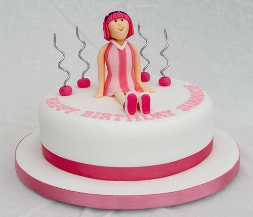 عکسهایی از می ساده مدل های زیبای کیک تولد دخترانه