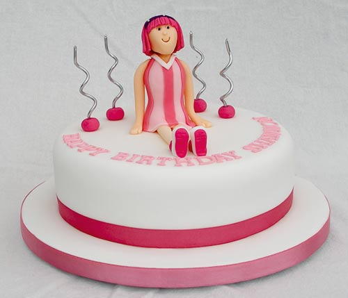 ihad48ho مدل های زیبای کیک تولد دخترانه