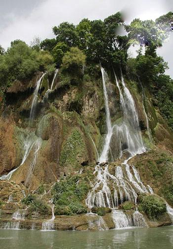 ir2348 2 1 آبشارهای دیدنی ایران +تصاویر