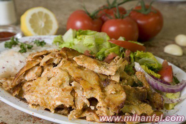 طرز تهیه کباب ترکی مرغ