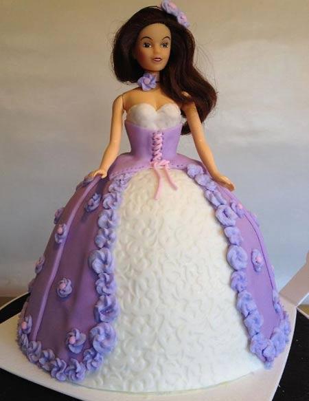 legpnxr5 مدل های زیبای کیک تولد دخترانه