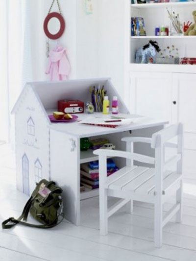 mo9443 مدل های شیک و زیبای میز تحریر کودک