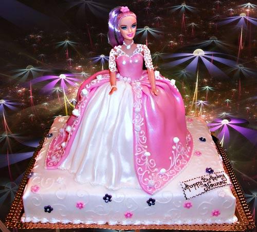 ype72mr8 مدل های زیبای کیک تولد دخترانه