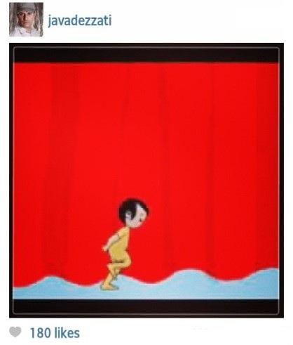 صفحه فیسبوک هنرمندان مشهور +تصاویر