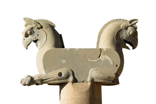 مجسمه ای که آمریکا به ایران پس داد +عکس