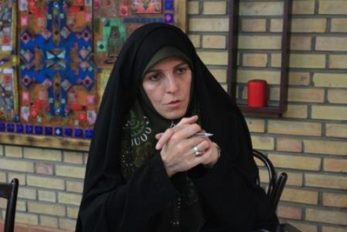 خانم معاون جدید روحانی کیست؟ /عکس