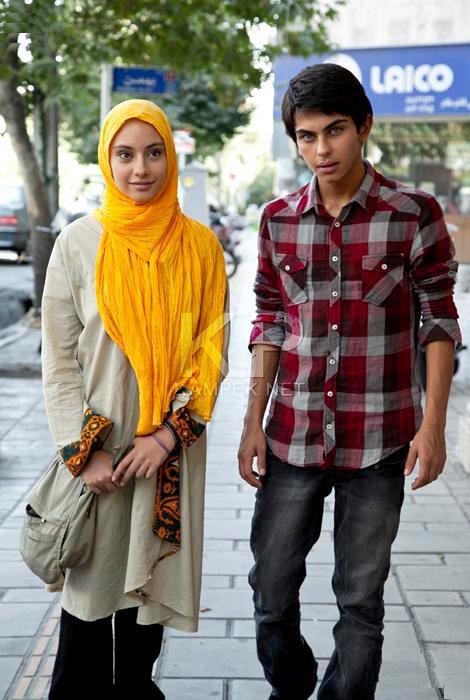 ازدواج دو بازیگر نوجوان +تصاویر