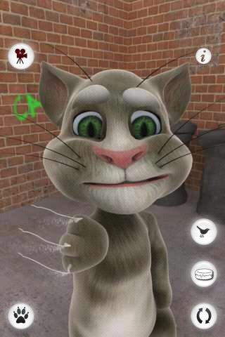دانلو بازی محبوب گربه سخنگو   Talking Tom Cat 2