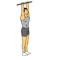 ۳ ورزش مفید برای تقویت عضلات کمر